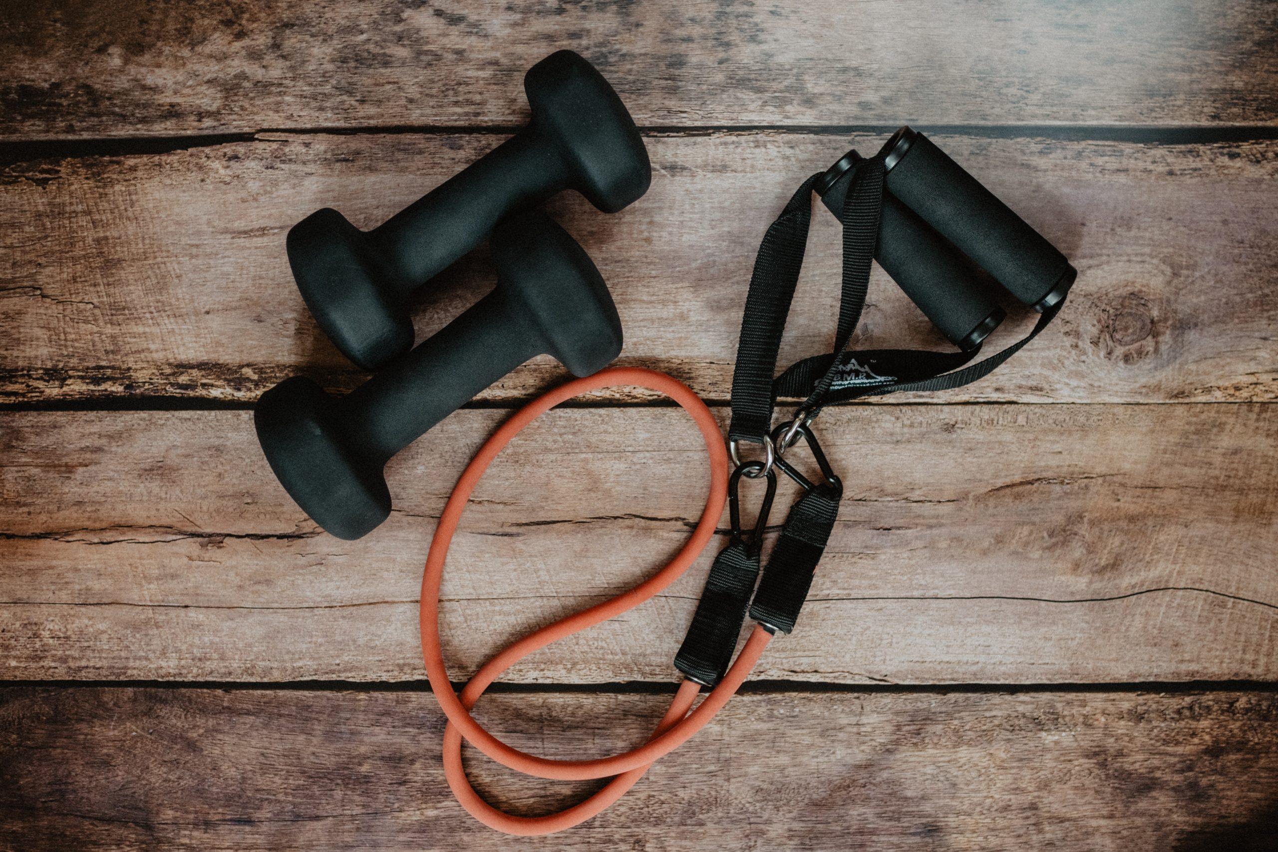 Online exercise classes during lockdown